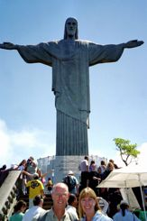 Christ the Redeemer statue Brazil