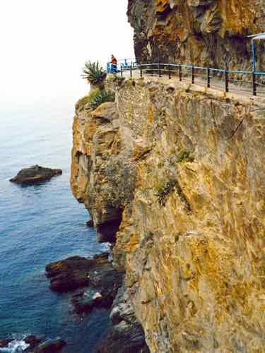 Via dell Amore - Cinque Terre Path