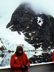 Lemaire Channel Antarctica - cold weather packing tips