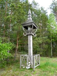 Elaborate crosses of Lithuania