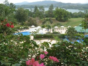 Gamboa Rainforest Resort and the Chagres River