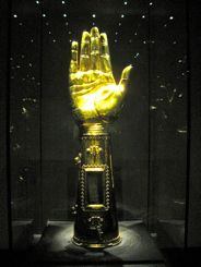 Golden Arm Reliquary of Charlemagne