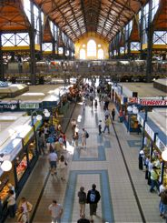 Great Market Hall Budapest