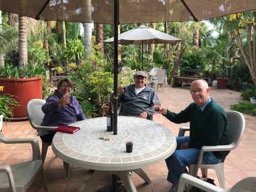 Hotel Jardines Baja California