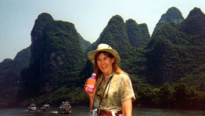 Pepto-Bismol for travel health in China or anywhere in the world!