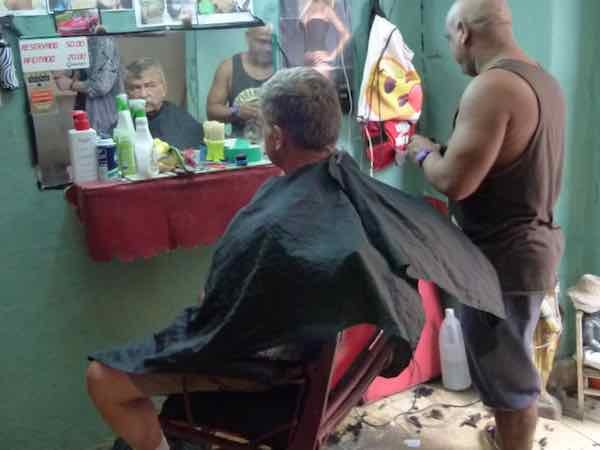 Cuban Barber