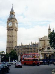 Travel England - See London and the sights first