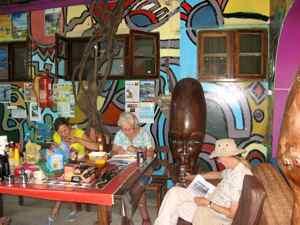 Fatimas Backpackers Hostel Maputo Mozambique