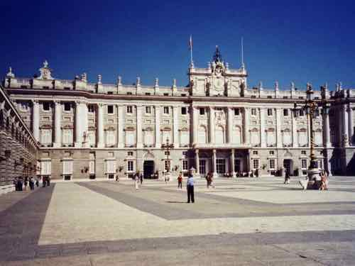 Palacio Real - The Royal Palace - Home of Spanish Kings
