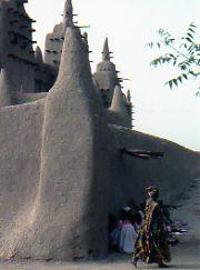 Djenne Mosque Mali