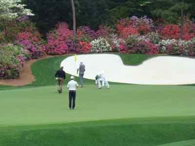 Master's Golf Tournament Augusta