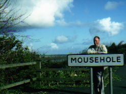 Welcome to Mousehole Cornwall