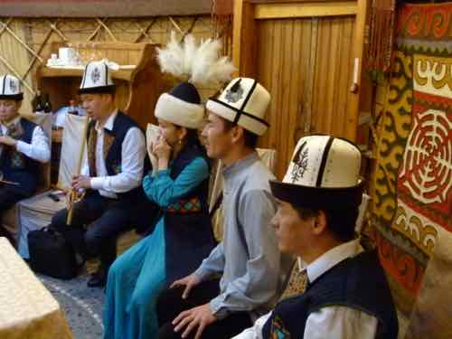 Musicians Bishkek, Kyrgyzstan