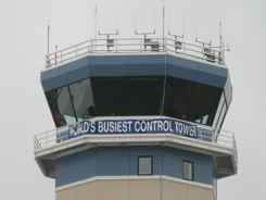 Oshkosh Control Tower - Busiest Airport in the world.