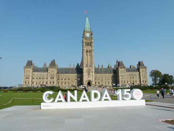 Parliament Hill, Ottawa Canada