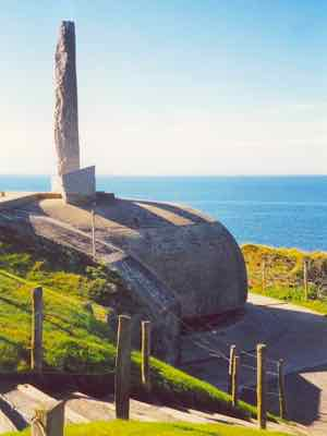 Pointe-du-Hoc Normandy
