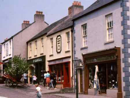 Every Irish village has a pub