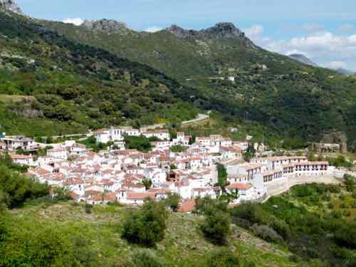 Jimena de la Frontera Spain