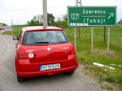 On the road to Tokaj or Tokay