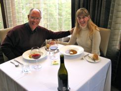 Romantic Weekend Lunch at Plumed Horse