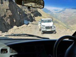 Sani Pass Road Lesotho