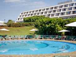 Sheraton Hotel at Iguazu Falls Argentina is a Big Hotel