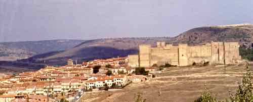 Siguenza Parador in El Cid Country