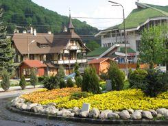 Sinaia, Romania mountain resort