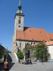 St. Martin's Cathedral (Dom sv. Martina) Bratislava