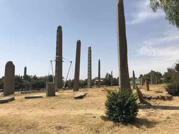 Northern Stelae Field, Axum