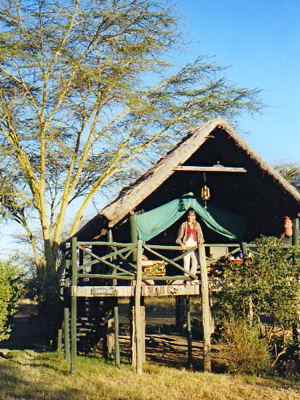 Sweetwaters Tented Camp in Kenya - Feel like you're in the wild, but with all the amenities