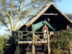 Sweetwaters Tented Camp Kenya - A very nice tent