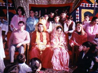 Pakistan wedding party - Lahore