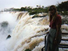 Iguazu Falls - Devil's Throat, Argentina