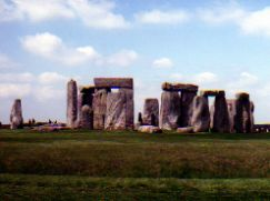Stonehenge - a great reason to get outside of London