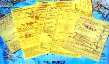 The Yellow Book for vaccination records