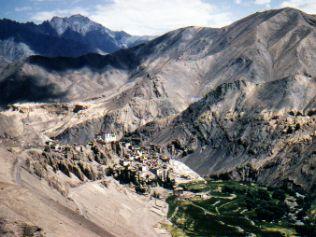 Trekking in Ladakh, India