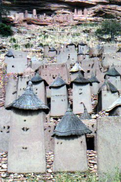 Dogon Village Mali Africa