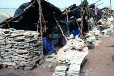 Tuareg nomads in Mopti, Mali  West Africa