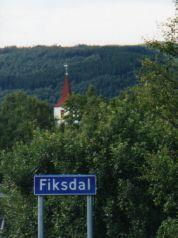 Fiksdal Norway