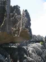 Tsingy of Madagascar