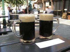 Trappist Monastery beers - any beer is good for travelers!