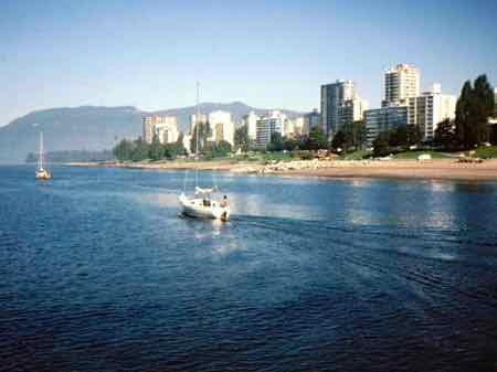 Vancouver Harbor Tour