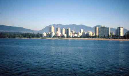 Harbor Cruise to see Vancouver skyline