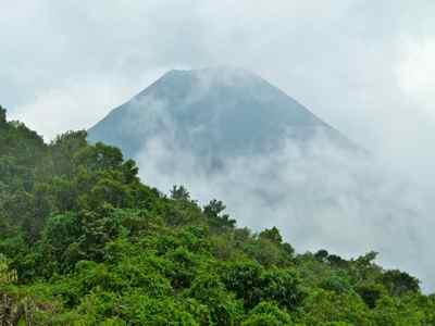 Volcanos National Park El Salvador