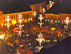 European Christmas Markets Light Up Town Squares