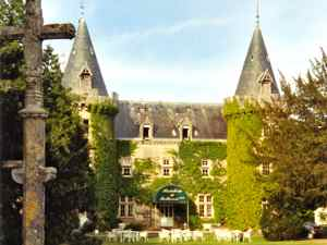 Chateau de Bellecroix France
