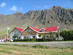 Bed and Breakfast translated might mean a farmhouse in Iceland