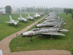 Polish Air Museum Krakow - MiG Alley