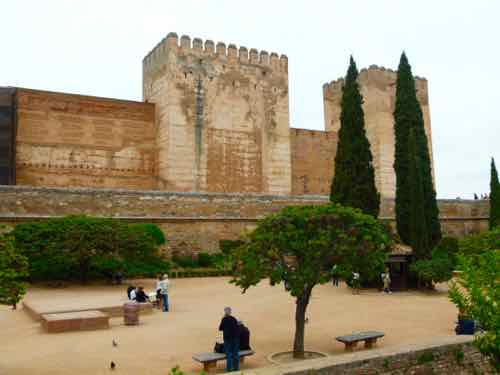 Alhambra grounds